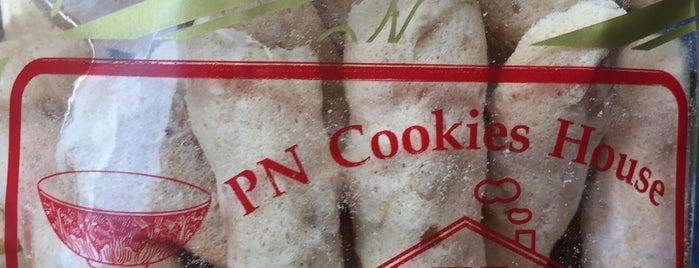พี เอ็น คุ้กกี้เฮ้าส์ is one of Yummy.