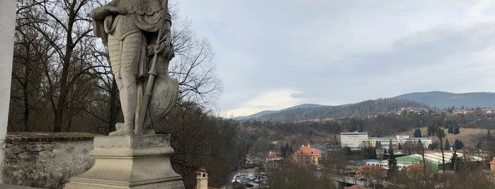 Plášťový most is one of Prague.