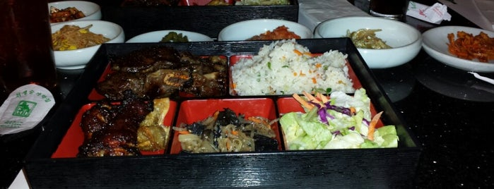 Emashiya Korean BBQ is one of Favorite Food.