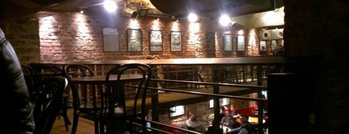 Von Krahl is one of The Barman's bars in Tallinn.