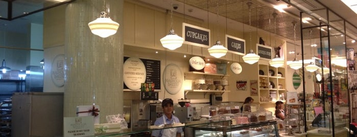 Magnolia Bakery is one of Dubai.