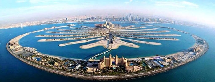 Palm Jumeirah is one of World Sites.
