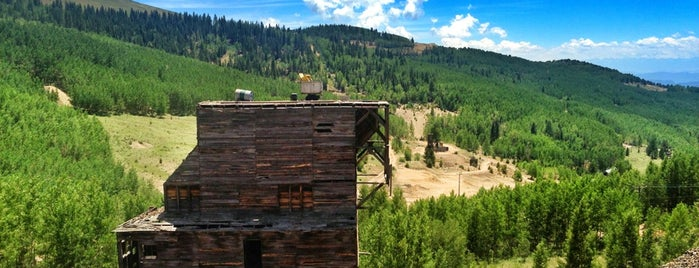Molly Kathleen Mine is one of Colorado Tourism.