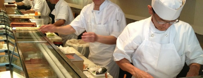 Matsuhisa is one of LAX Living.