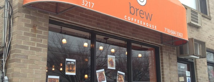 Brew Coffee House is one of Bronx, NY.