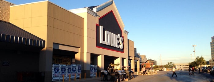 Lowe's Home Improvement is one of Ŧ尺εε ฬเ-fι.