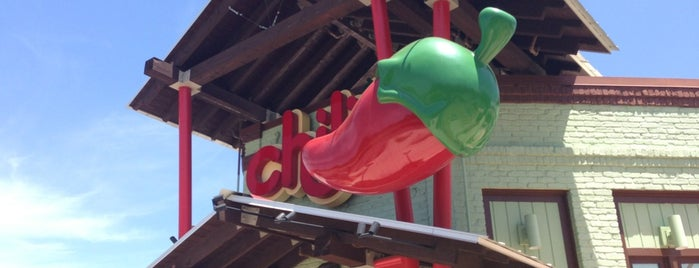 Chili's Grill & Bar is one of Ŧ尺εε ฬเ-fι.