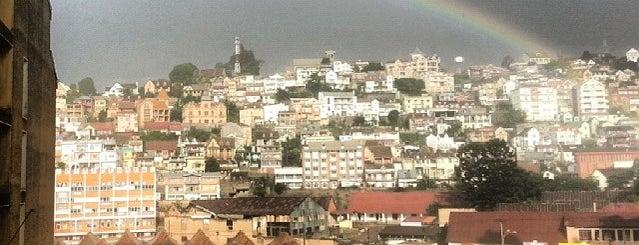 Antananarivo is one of World Capitals.