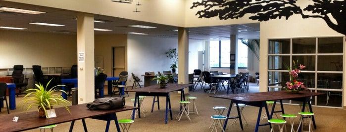 ProtoHub Honolulu is one of O'ahu Cofficing and Coworking.
