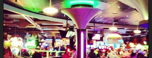 Dave & Buster's is one of The 11 Best Sports Bars in Indianapolis.
