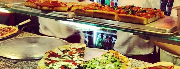 Roma Pizza is one of Be a Local in the Upper East Side.