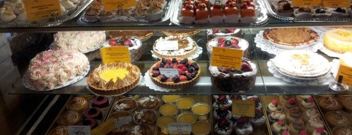 Sweet Melissa Patisserie is one of Slope Mornings.