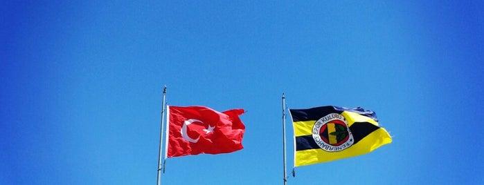 Fenerbahçe İncek Ankara Tesisleri is one of Ankara.