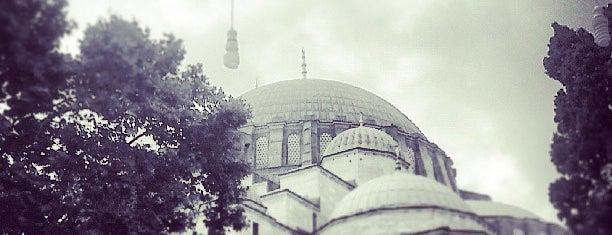 Süleymaniye is one of İstanbul | Fatih İlçesi Mahalleleri.