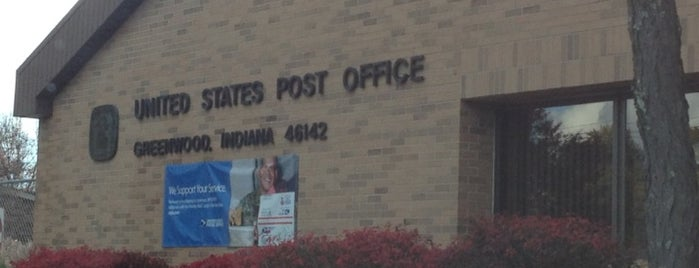 US Post Office is one of Favorites.
