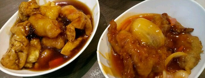 Affluent Kitchen 豐竹 is one of Hong Kong.
