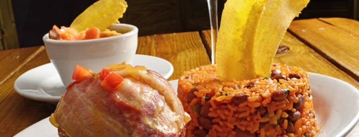 El Fogón del Rey is one of My Favorite Food Spots.