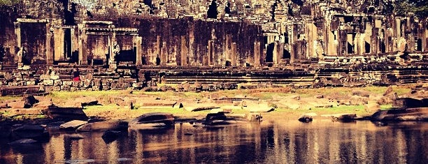 Bayon Temple is one of Loisirs.