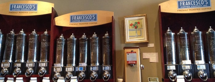 Francesco's Coffee Company Inc. is one of Ottawa Food Guide.