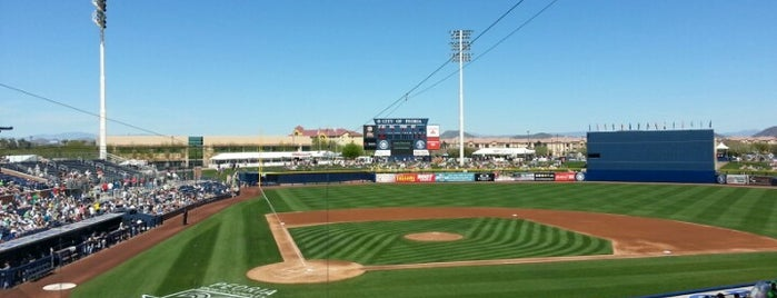 Peoria Sports Complex is one of Parks.