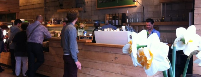 Flight Coffee Hangar is one of Places with Personality in Wellington.