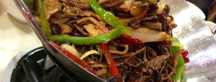 YiYuan Szechuan Restaurant is one of ❤ Chinese Restaurants.