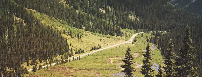 Independence Pass is one of Colorado Tourism.
