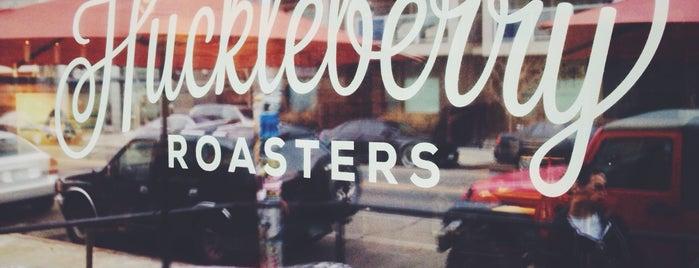 Huckleberry Roasters is one of Denver and Boulder Favorites.