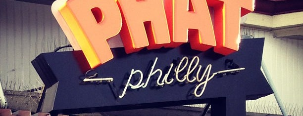 Phat Philly is one of cheap eats SF.