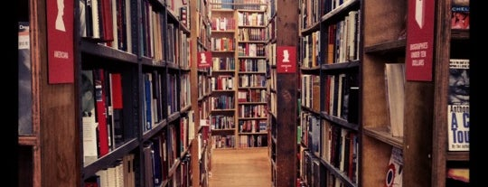 Strand Bookstore is one of To Shop (Books).