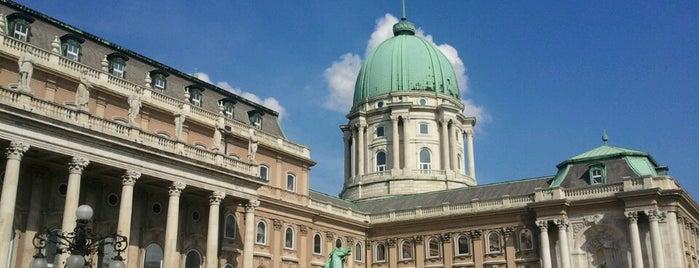 Будайская крепость is one of Budapest.