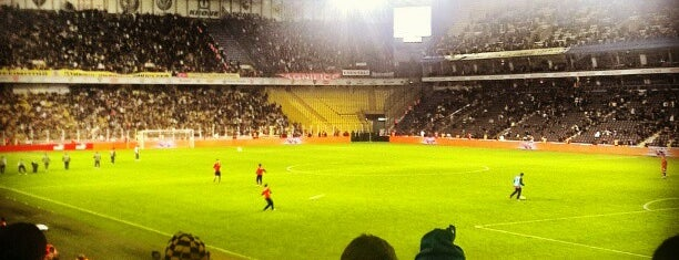 Fenerbahçe Spor Kulübü is one of Favoriler.