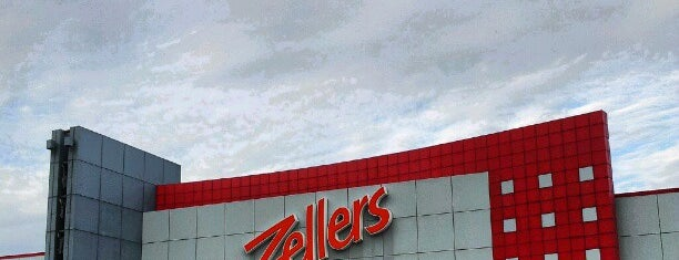 Zellers is one of Companies / Orgs I work with.
