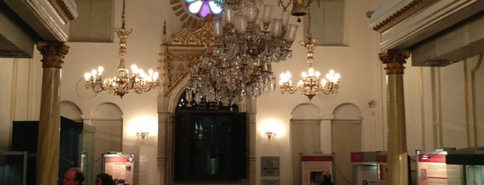 500. Yıl Vakfı Türk Musevileri Müzesi is one of İstanbul'daki Müzeler (Museums of Istanbul).
