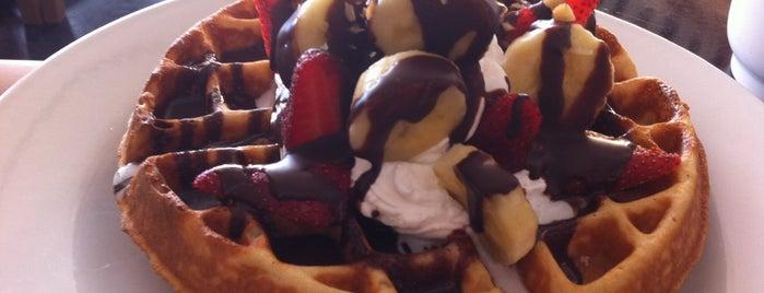 Mr. Cream Pancakes & Waffles is one of Vallarta.