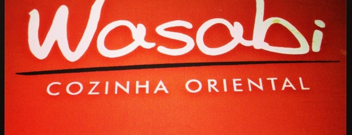 Wasabi Cozinha Oriental is one of Comida boa!.