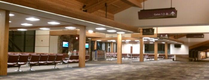 Bozeman Yellowstone International Airport (BZN) is one of Airports.