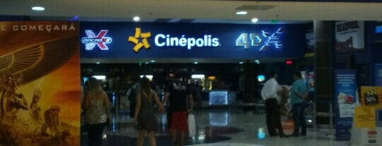 Cinépolis is one of Cinema.