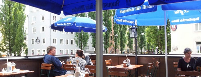 Lindwurmstüberl is one of Restaurants in München.
