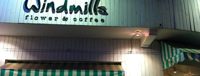 Windmills is one of Coffee Shop in Dalat, VN.