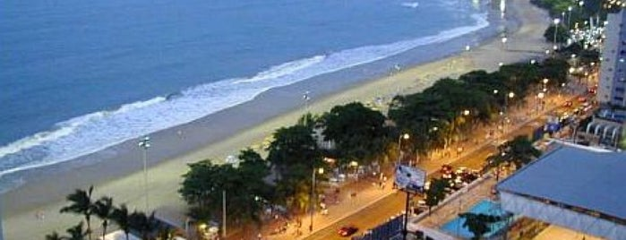 Praia do Meireles is one of Fortaleza.