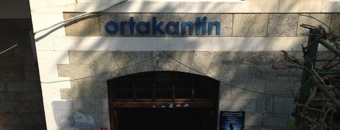 Orta Kantin is one of Bogazici University.