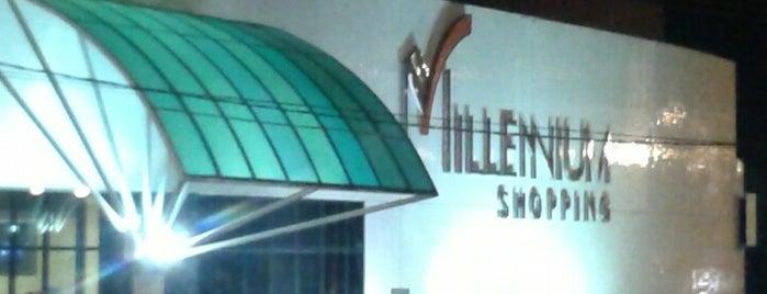 Millennium Shopping is one of Meus locais.