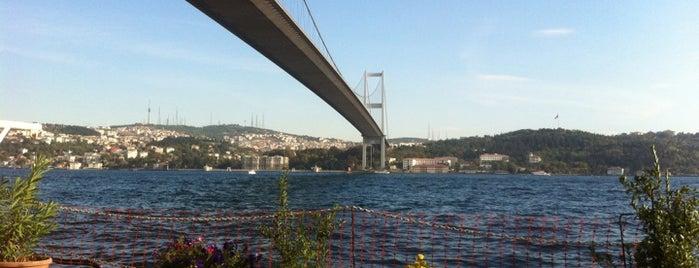 Hatice Sultan ve Fehime Sultan Yalıları is one of İstanbul Avrupa Yakası #2 🍁🍃.