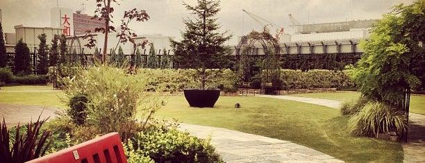 英国様式庭園 Q-COURT is one of Tokyo.