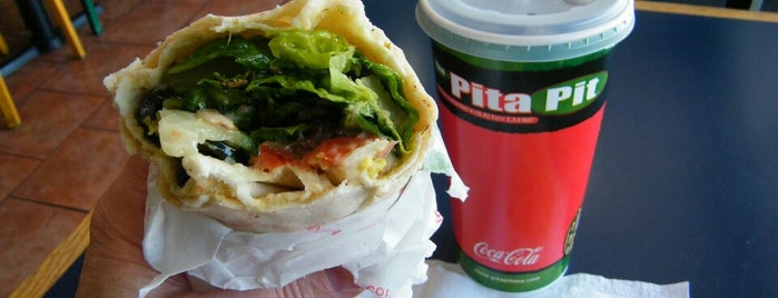 Pita Pit is one of Great Food.