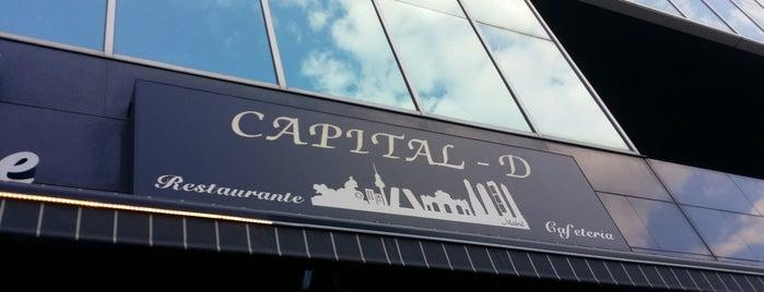 Capital -de- is one of Bares, qué lugares!!.