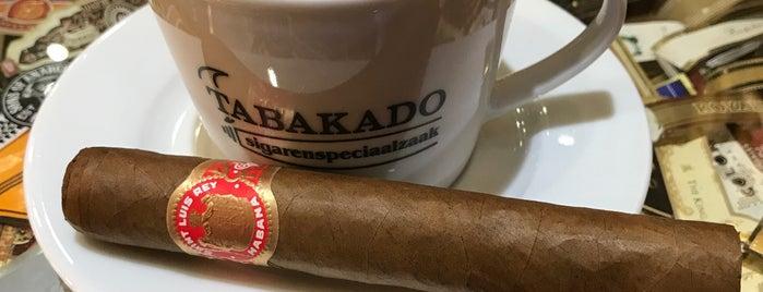 Tabakado is one of Sigarenzaken/rooklounges.