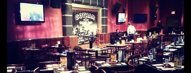 Gotham Comedy Club is one of NYC - Quick Bites!.