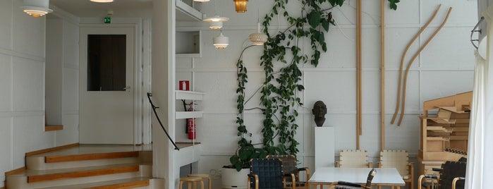 Studio Aalto is one of Helsinki.